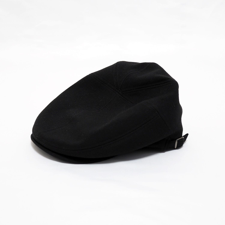 CA4LA(カシラ) - ハンチング帽(BLK)
