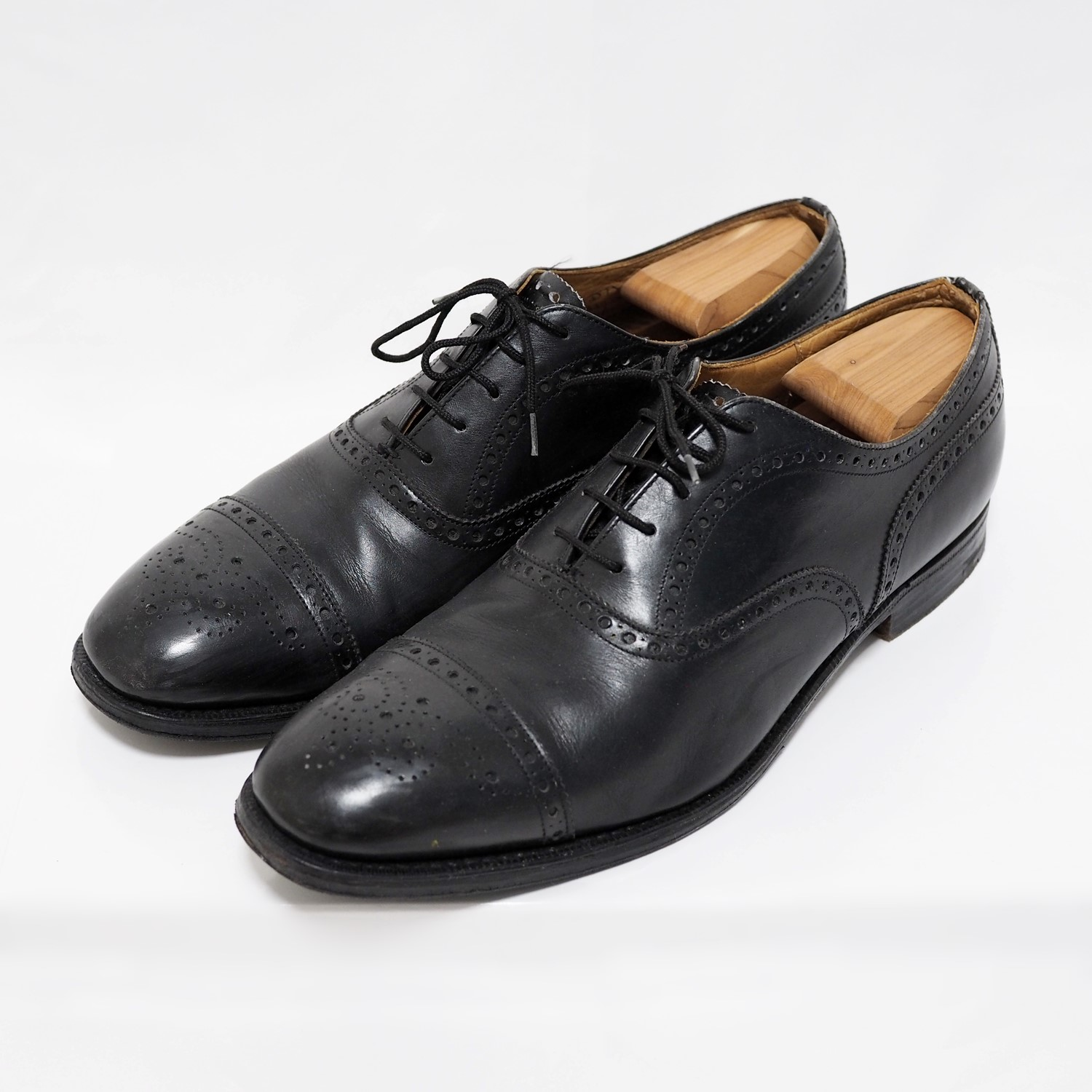 Church's - Diplomat(BLACK)