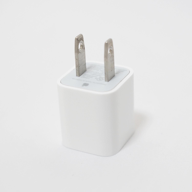 Apple - 5W USB電源アダプタ