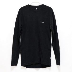 mont-bell - スーパーメリノウール L.W. ラウンドネックシャツ Men's